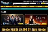 Freebet Gratis PokerFace24 Senilai 25.000
