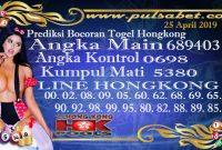 Prediksi Togel Jitu Hongkong Kamis 25 April 2019