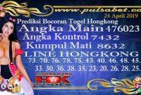 Prediksi Togel Jitu Hongkong Rabu 24 April 2019