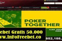 Freebet 4PlayPoker Senilai 50.000