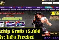Freechip Gratis MejaOnline Senilai 15.000